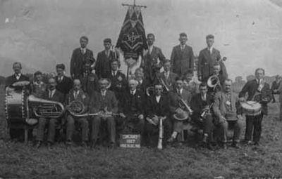 KNA op het concours in Hoog-Blokland, 1927