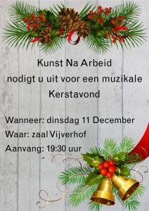 kerstconcert vijverhof 2018